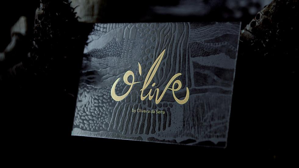 O'LIVE - Brand