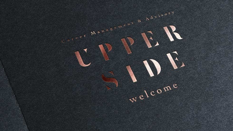 UPPER SIDE - Brand