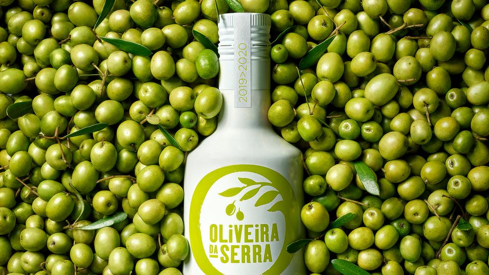 OLIVEIRA DA SERRA - 1ª colheita 2019 - Packaging