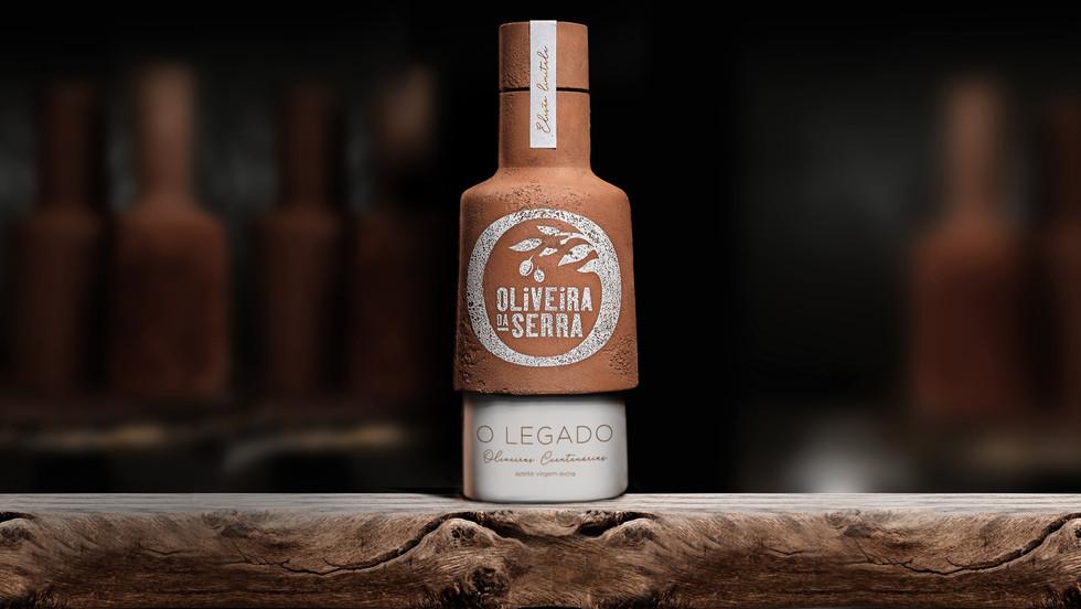 OLIVEIRA DA SERRA - Legado - Packaging