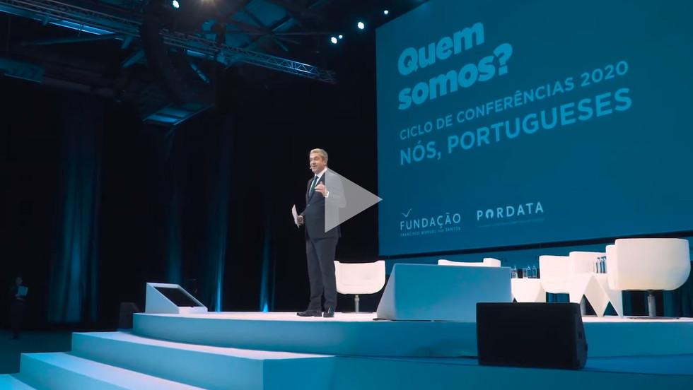 Fundação Francisco Manuel dos Santos – Ciclo de Conferências Nós, Portugueses