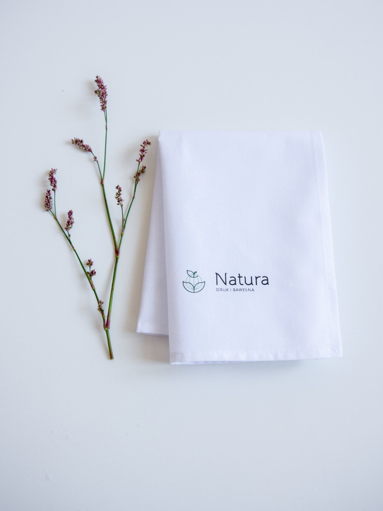 Tea towel by Natura