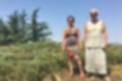 Société une Parenthèse. Service à la personne dédié au répit des aidés et des aidants. Michèle Hadjeras et Dominque Dorbec à Saint-Chamond.