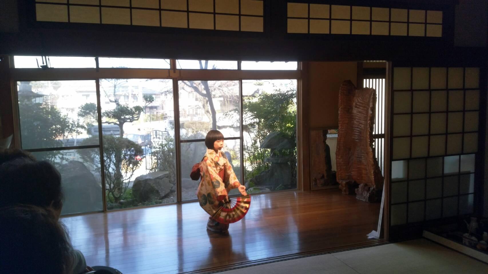 4日日本舞踊