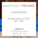 [gone] POLAND: London Show