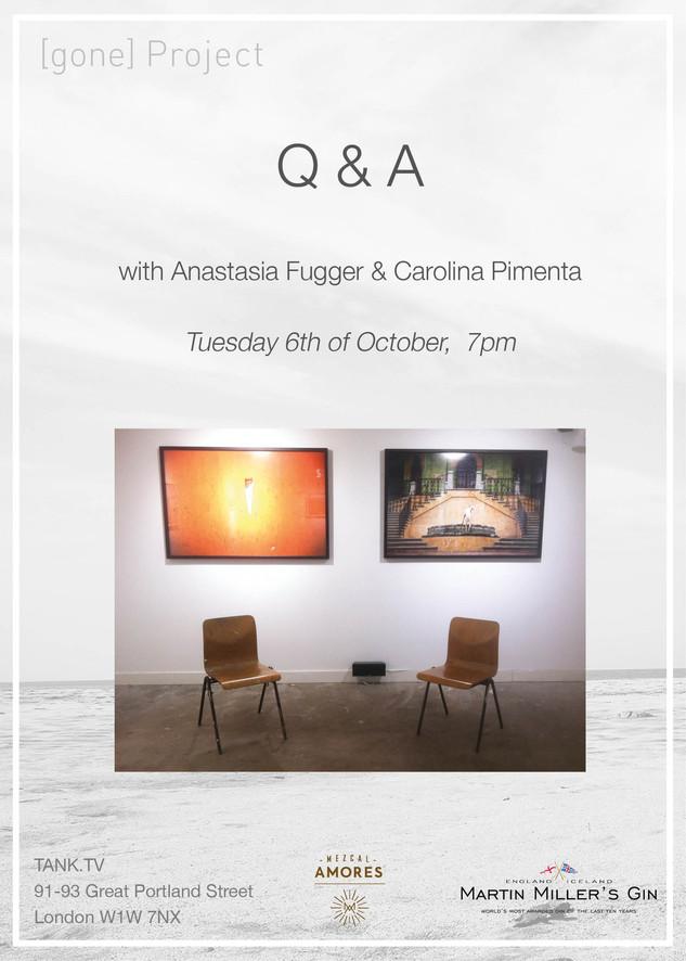Q & A Evening