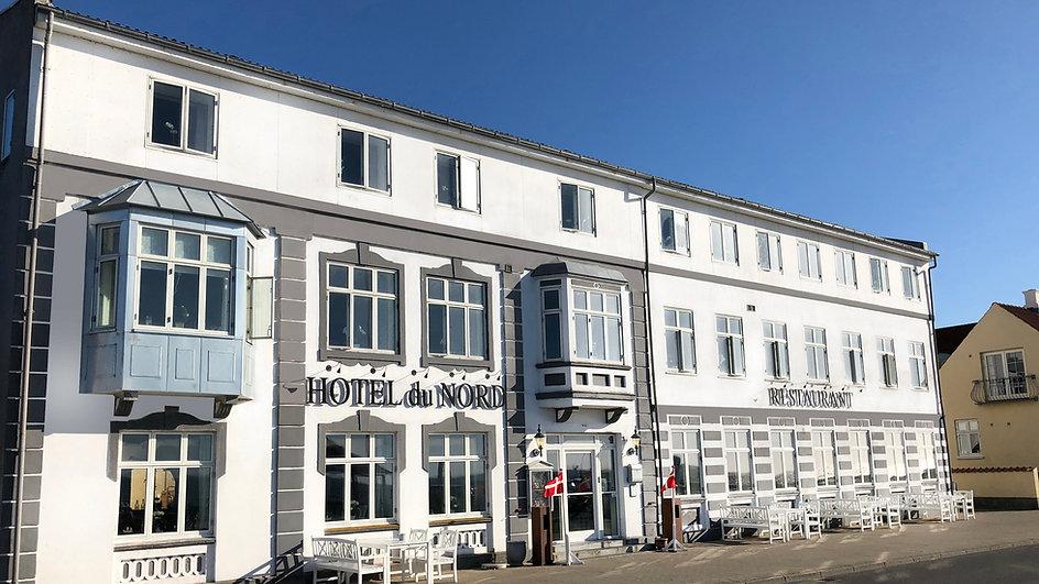 Løgstør Badehotel - ved Limfjorden og Ve