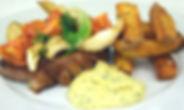 Steak på Løgstør Parkhotel
