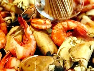 Fiskebuffet førstefredag og lørdag hver måned
