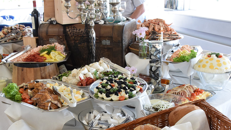 23. juni: Weekendophold m. middelhavsbuffet