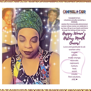 Happy Women's History Month, 2021❤️