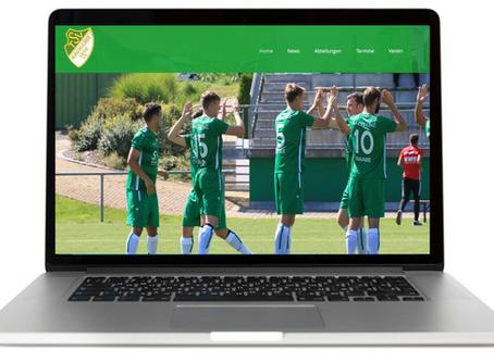 TSV mit neuer Webseite