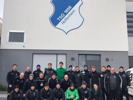 TSV im Trainingslager
