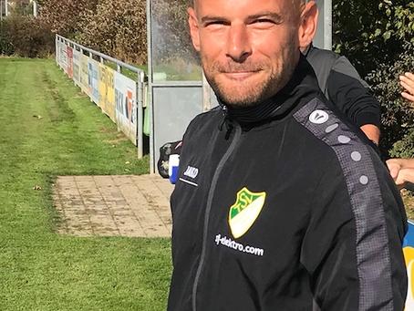 Patrick Hagg verlängert beim TSV Aach-Linz