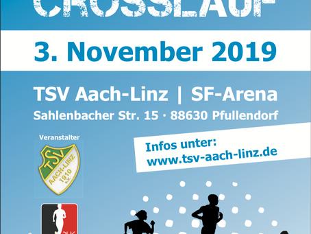 2. Linzgau Crosslauf beim TSV