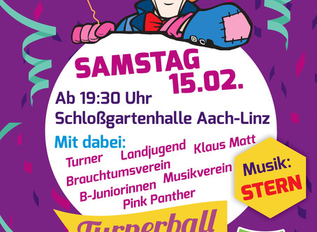 Turnerball 2020 in Aach-Linz