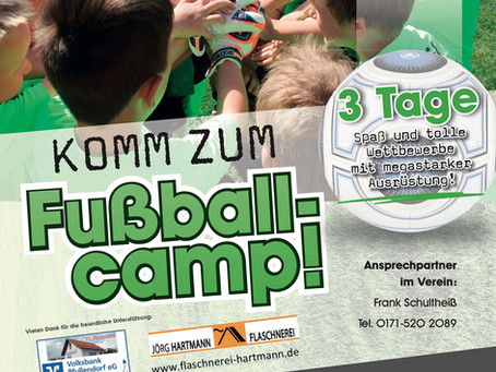 Campo Bellissimo - Das Fussballcamp