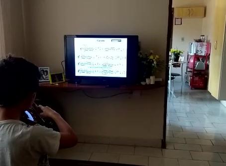 Como a música contribui na disciplina de uma criança!