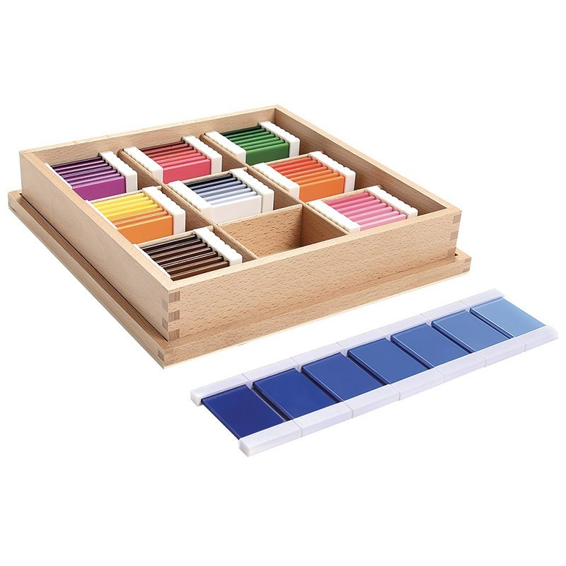 Nuancier Montessori- hoptoys.com