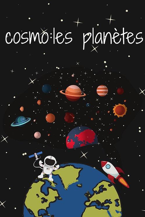 Cosmo: le système solaire - Le magazine des 3-5 ans