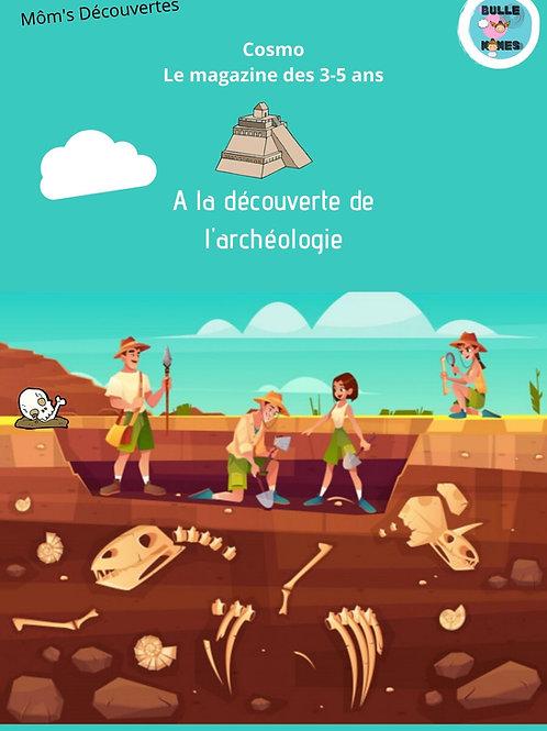 Le petit archéologue