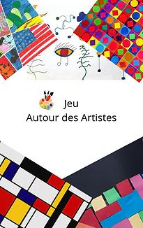 Autour des artistes