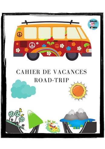 Cahier de vacances : road trip
