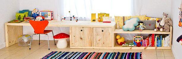 Chambre d'inspiration Montessori