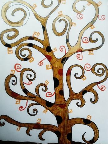 l'arbre de vie klimt