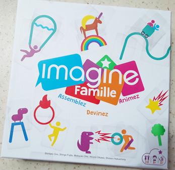 Découverte jeu : Imagine Famille
