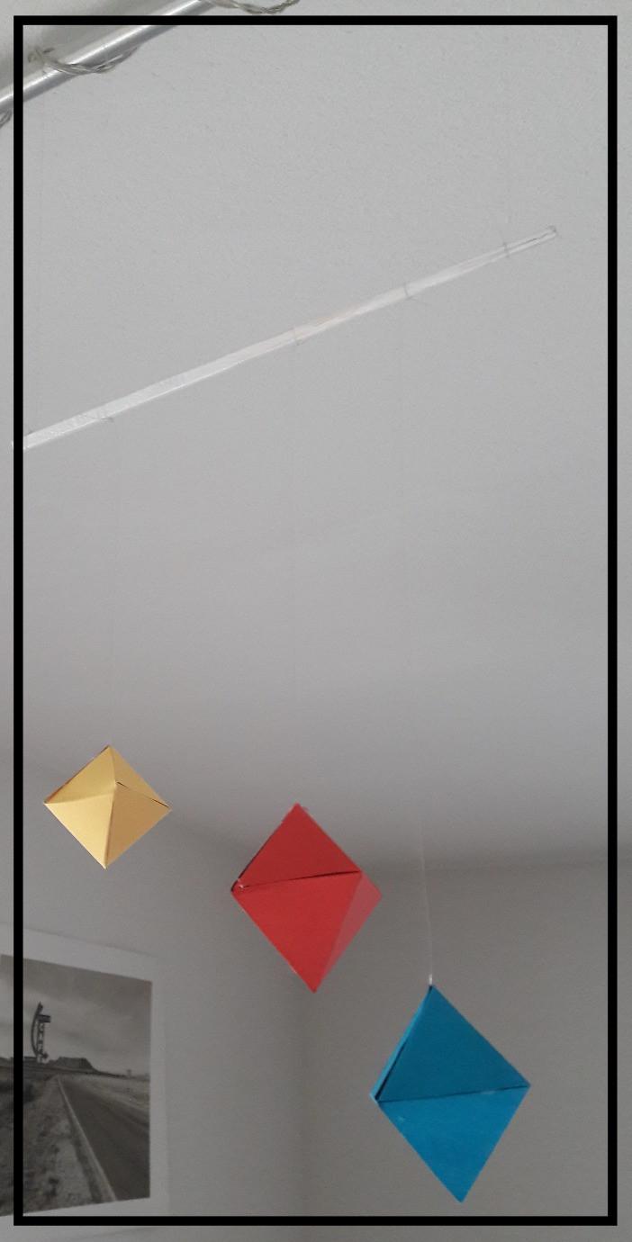 Le mobile des octaèdres