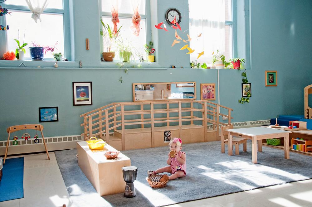 Nido Montessori Academy du Colorado