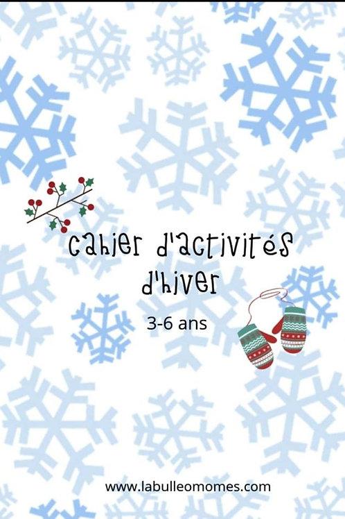 Cahier d'activités autour de l'hiver