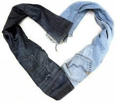 A simplicidade: o jeans