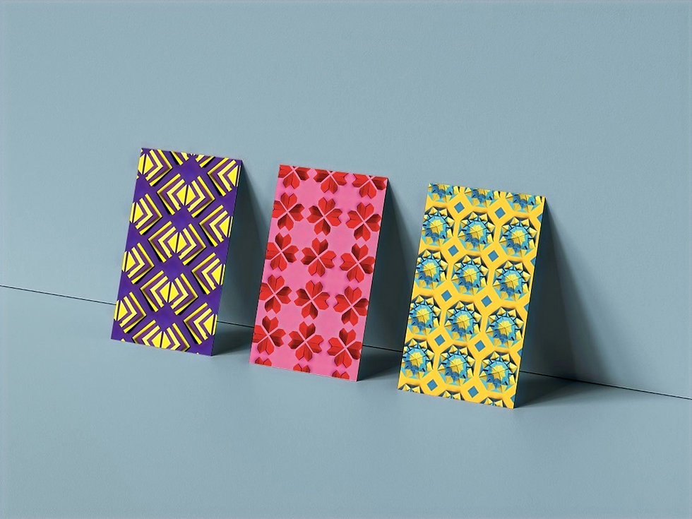 au ptit bonheur des mots packaging origami montréal valentine graphisme