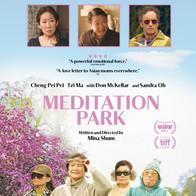 Meditation Park One-sheet