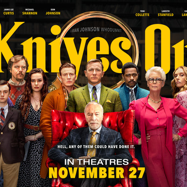 Knives Out Creative Campaign