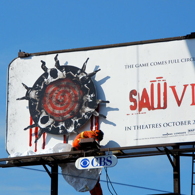 SAW VI Out-of-Home Campaign