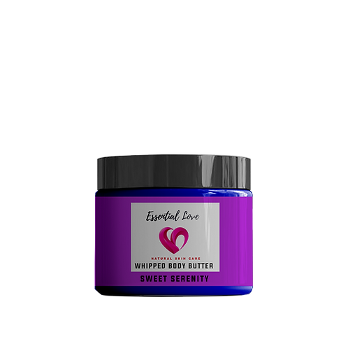 Sweet Serenity Whipped Body Butter