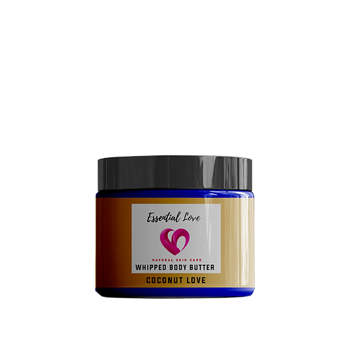 Coconut Love Whipped Body Butter