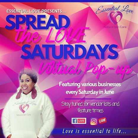 Spread the Love Saturdays.JPG