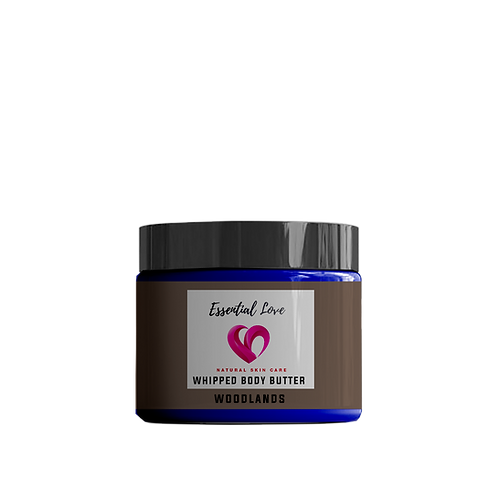 Woodlands Whipped Body Butter