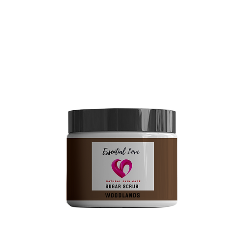 Woodlands Sugar Scrub