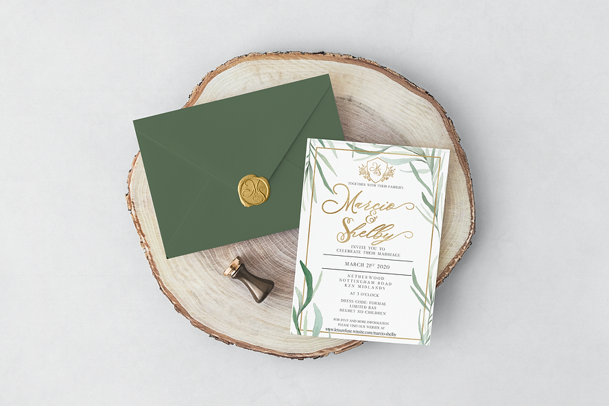 Free Invitation Card & Envelope.png