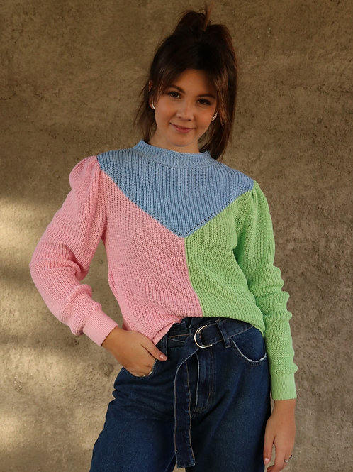 TRICOT CANDY COLORS
