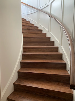 Curved Stair Treads