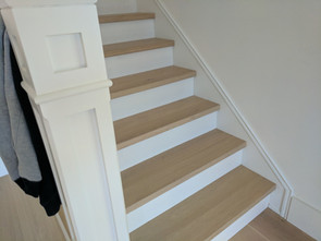 wall to wall stair nosing