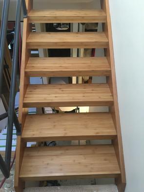 Box stair treads