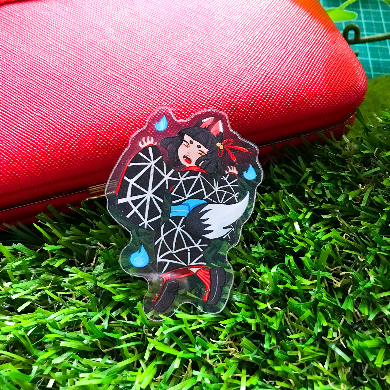 Original Acrylic Pin