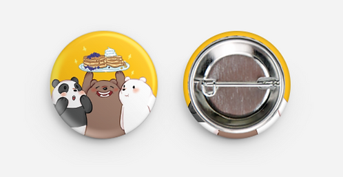 Button | We Bare Bears